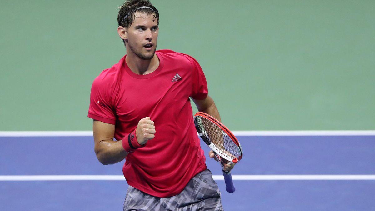 Dominic Thiem n'a laissé aucune chance à Alex De Minaur à l'US Open.