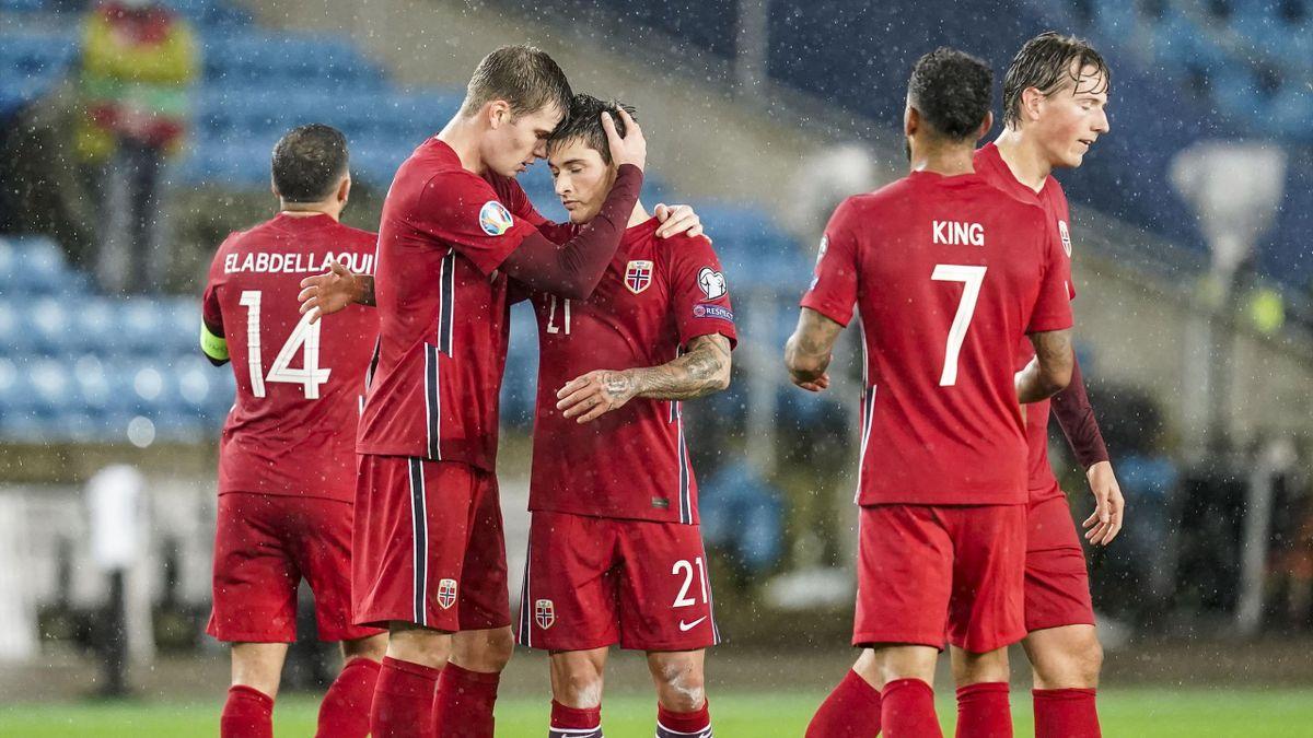 Norway a schimbat tot lotul pentru meciul cu Austria din Nations League