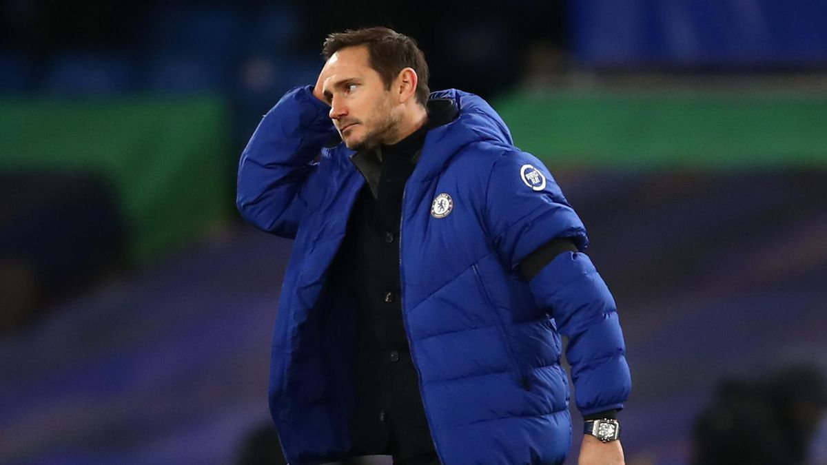 Frank Lampard is reportedly fighting for his job after the defeat to Manchester City