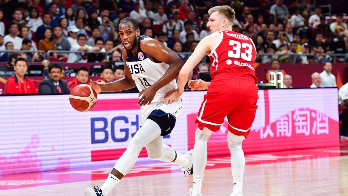 USA gewinnt gegen Polen bei der Basketball-WM