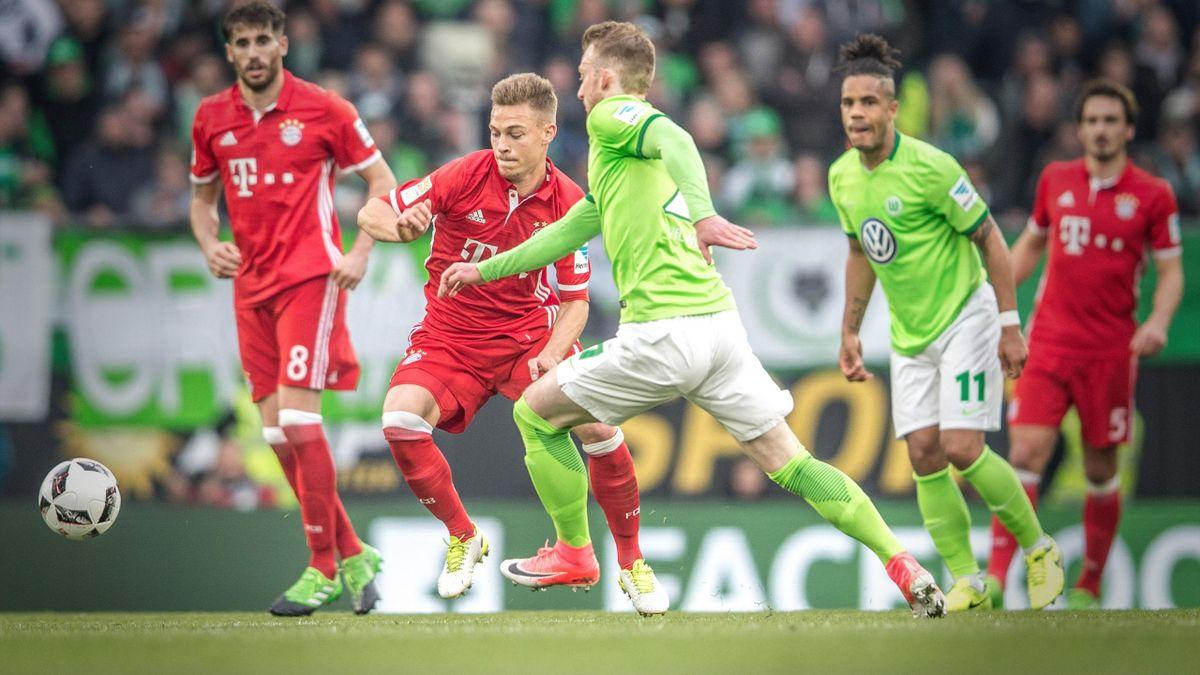 FC Bayern München vs. VfL Wolfsburg
