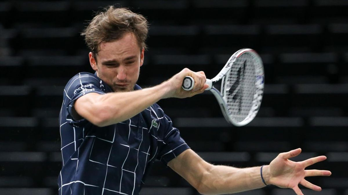Daniil Medvedev - Masters 1000 Paris 2020