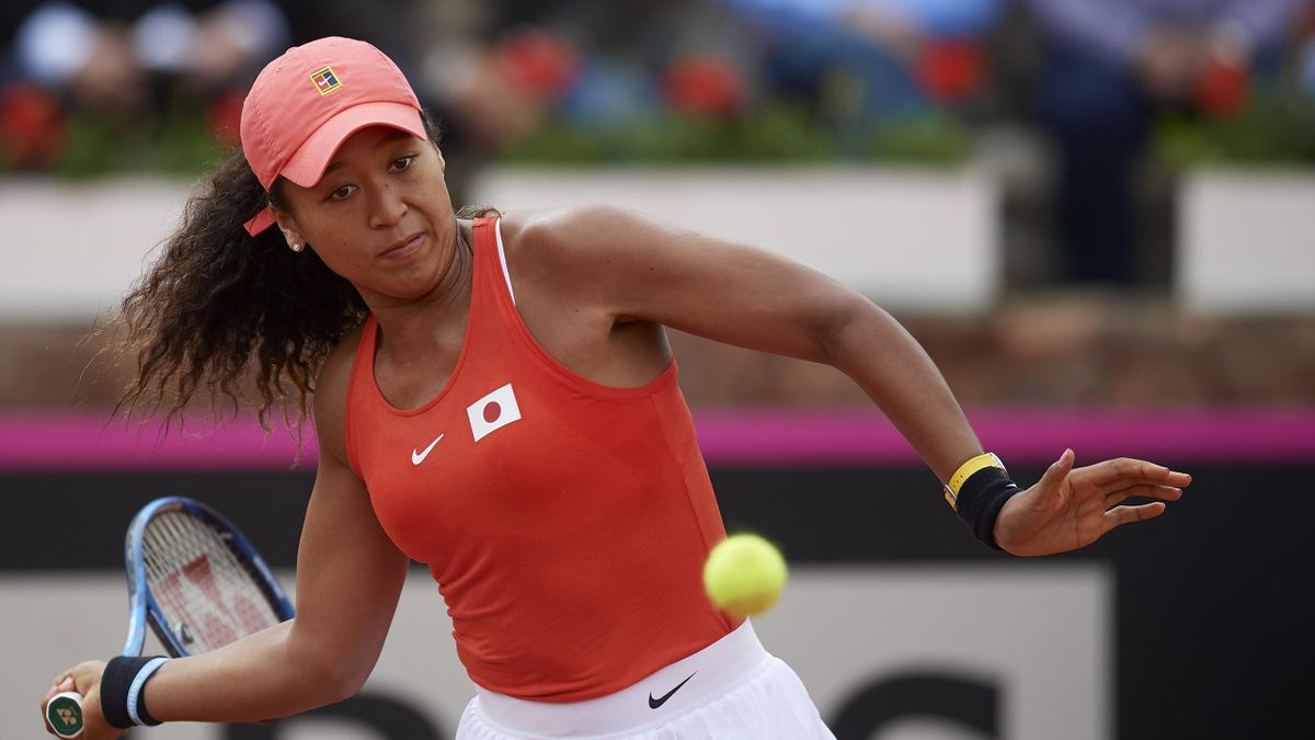 Naomi Osaka says no one will be prouder to represent Japan at the Olympics than her