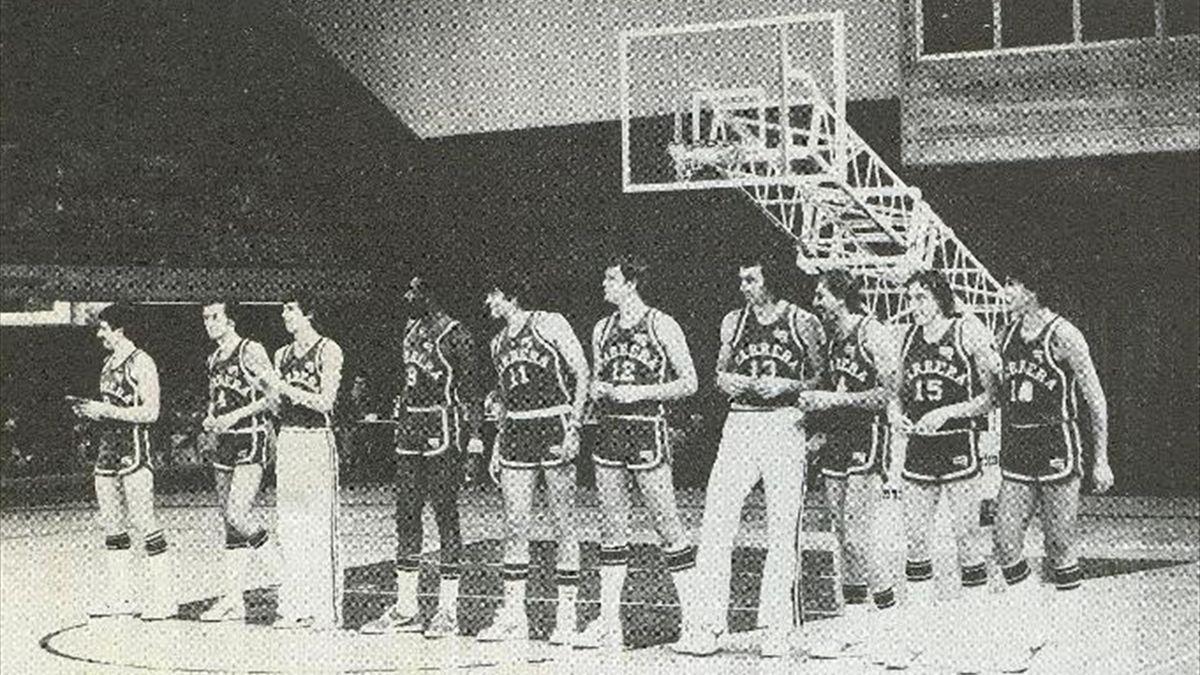 Reyer Venezia, Korac Cup 1980-81