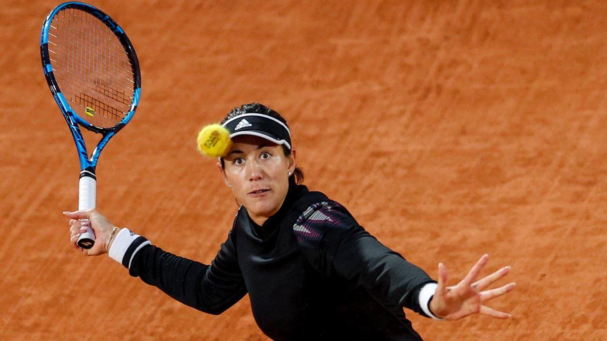 Garbiñe Muguruza (Roland-Garros 2020)