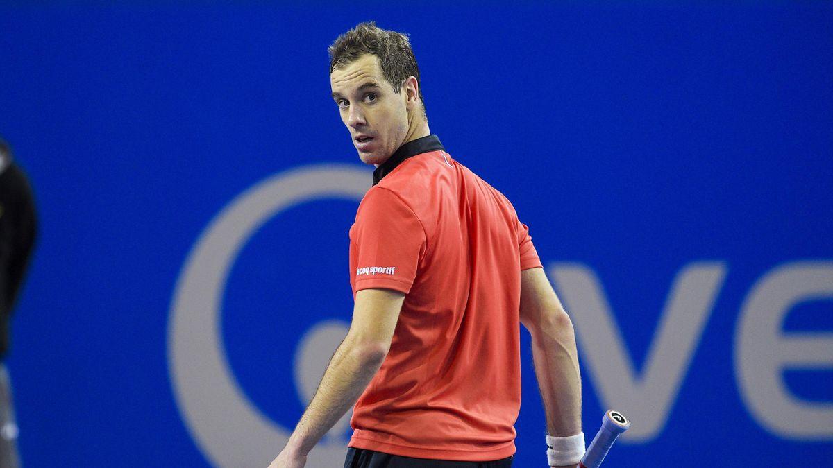 Richard Gasquet - ATP Montpellier 2016