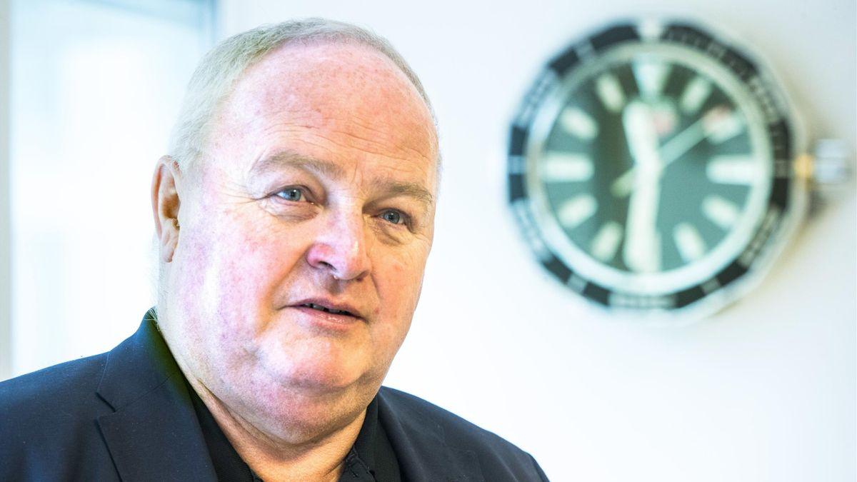fotballpresident Terje Svendsen