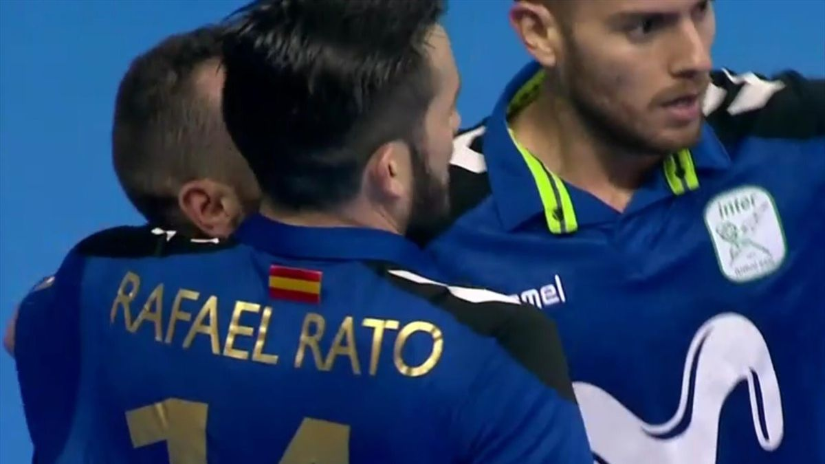 Rafa Rato (Movistar Inter)