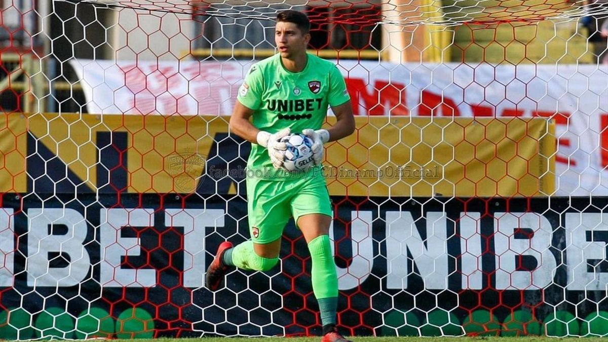 Mihai Eșanu, Dinamo, 2021