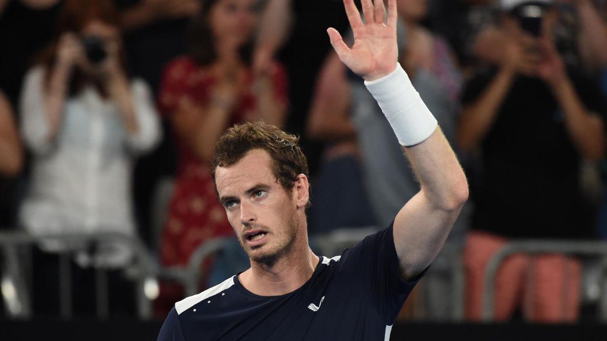 Andy Murray lieferte einen großen Kampf
