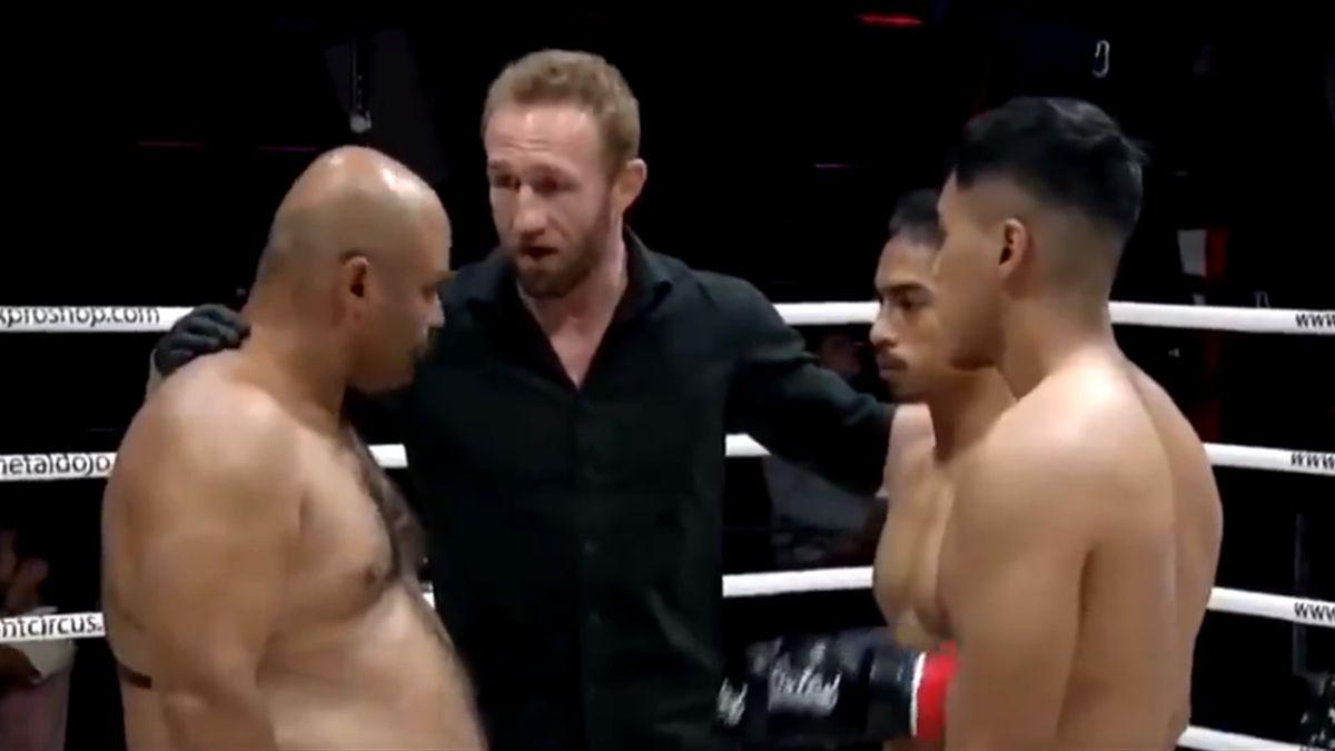 Шоу-турнир в Таиланде