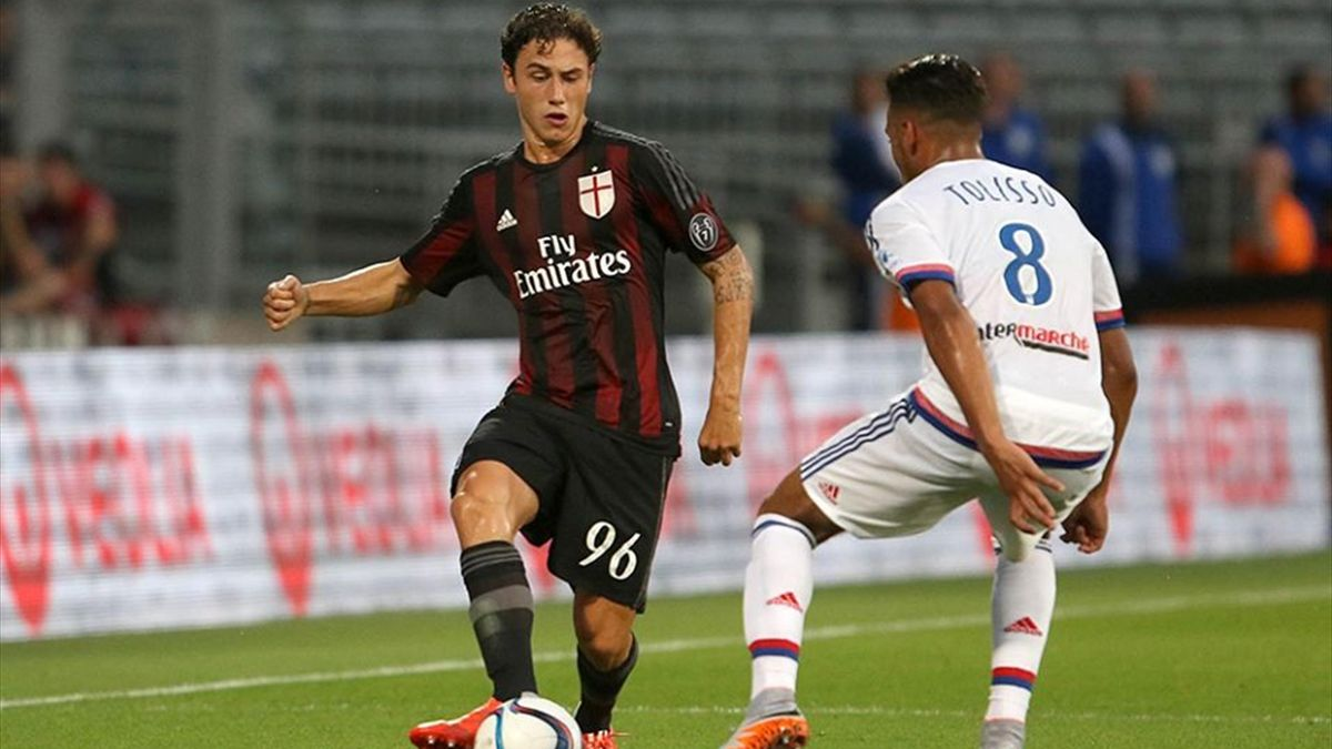 Calabria e Dimarco, Milan e Inter ripartono dal vivaio - Eurosport