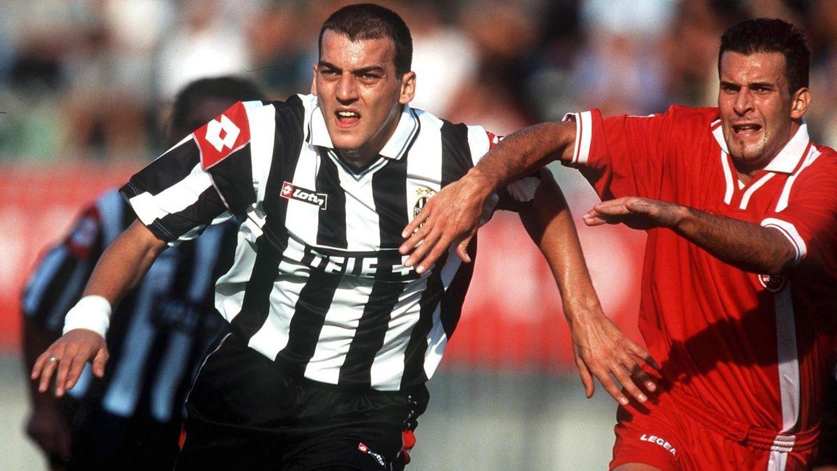 Darko Kovacevic - Juventus-Monza 2000 - Getty Images