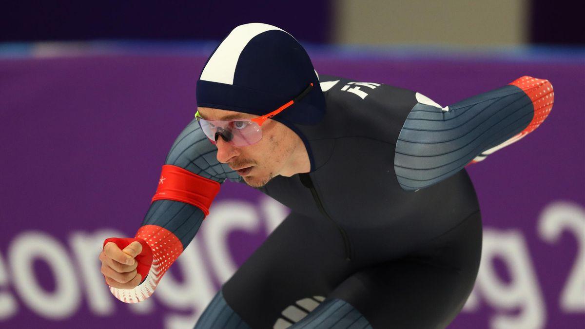 Alexis Contin aux Jeux Olympiques de PyeongChang 2018