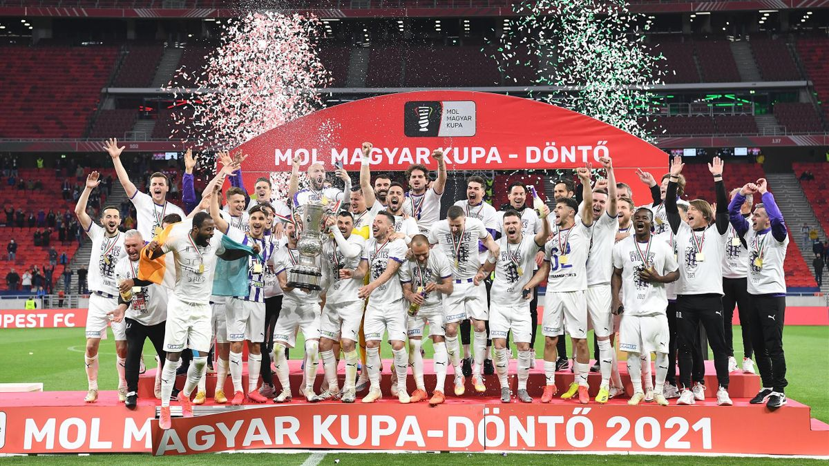 Magyar Kupa-döntő (Fotó: MTI)