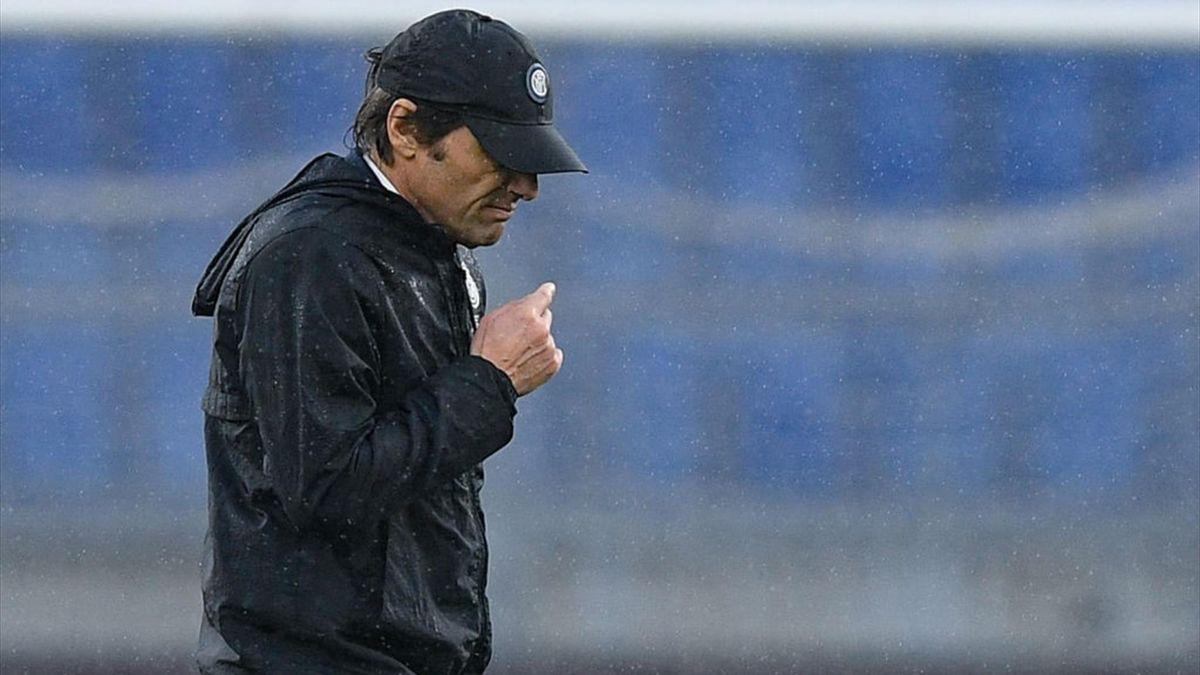 Antonio Conte - Inter - Serie A 2020-2021