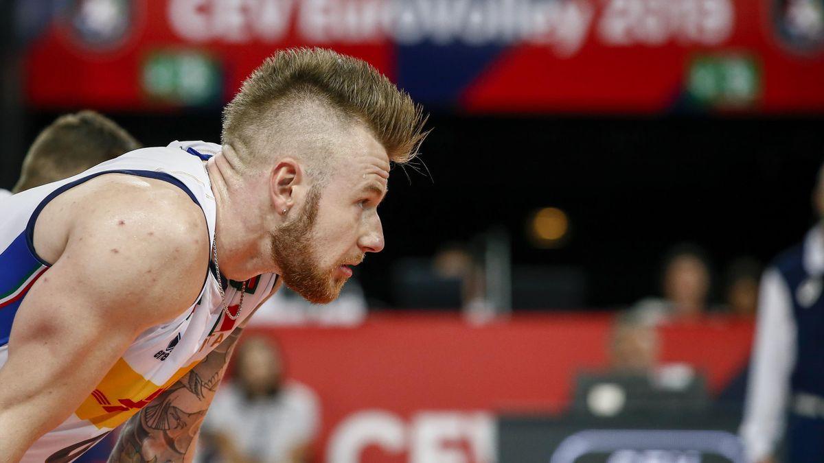 Ivan Zaytsev - Euro Volley 2019