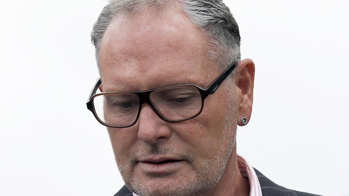 Paul Gascoigne in 2016