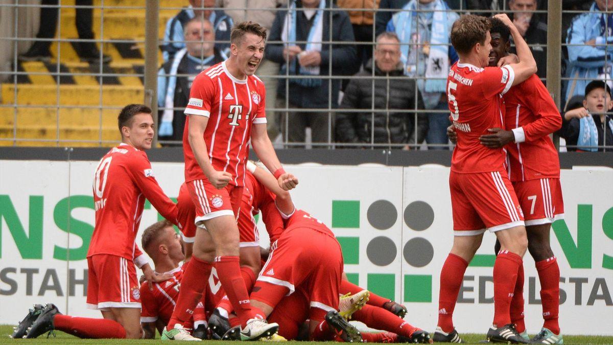 Bayern besiegt 1860 München