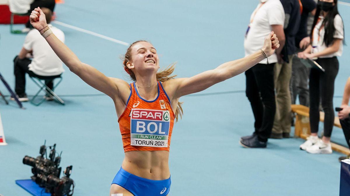 Hou in de gaten of Femke Bol ook op de Olympische Spelen succes viert
