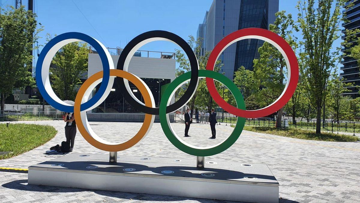 Mihai Covaliu la Jocurile Olimpice