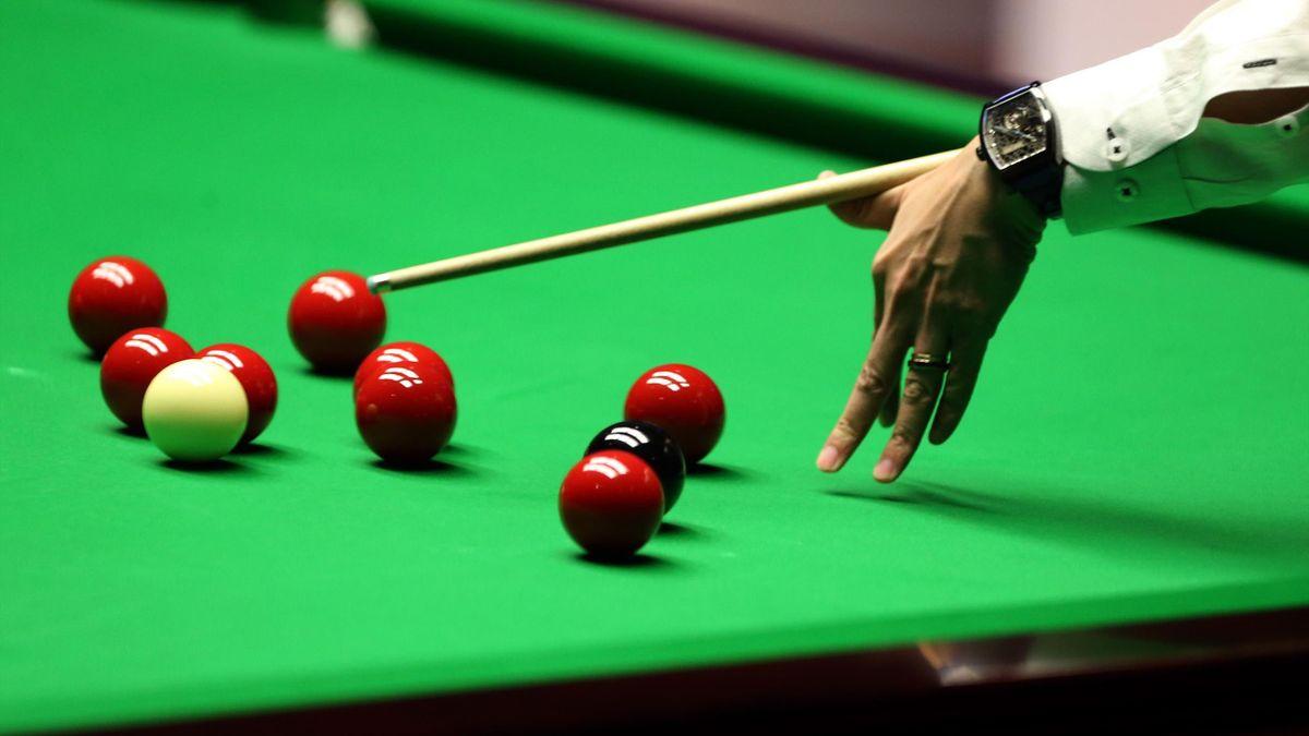 Snooker Masters de Riga