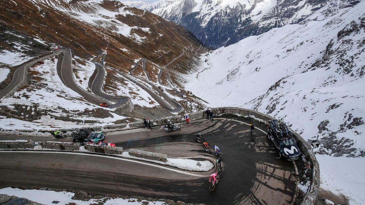 Колоездачна обиколка на Италия