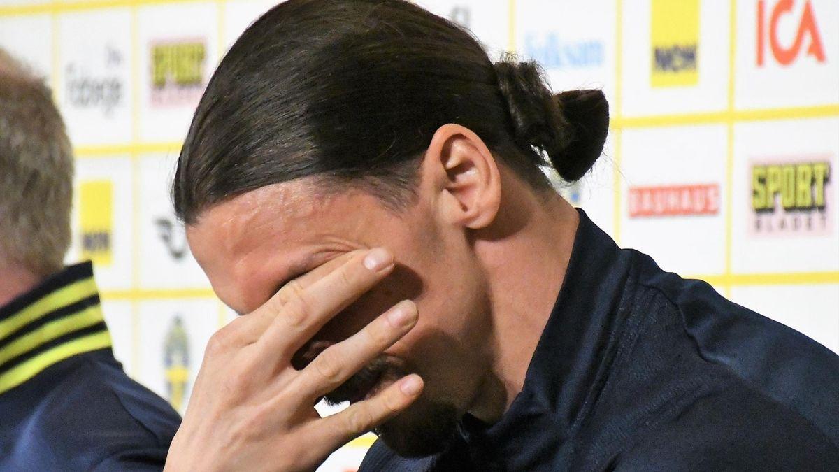 Emotionale Rückkehr: Zlatan bricht auf PK in Tränen aus