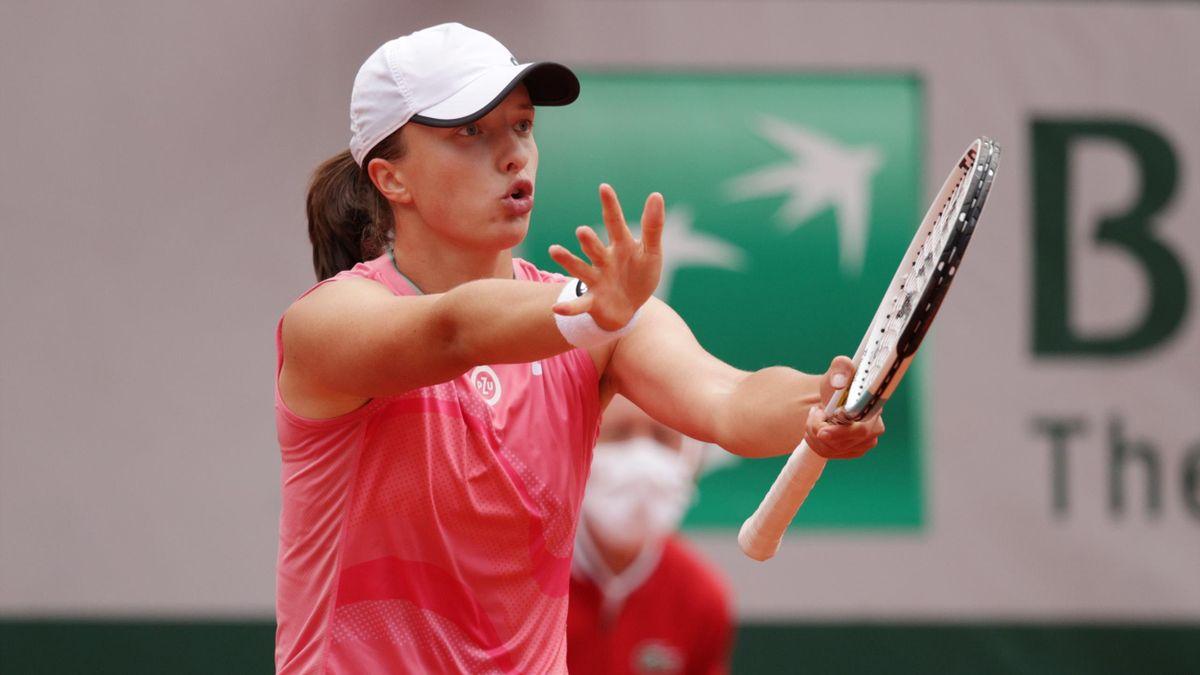 Iga Swiatek | French Open