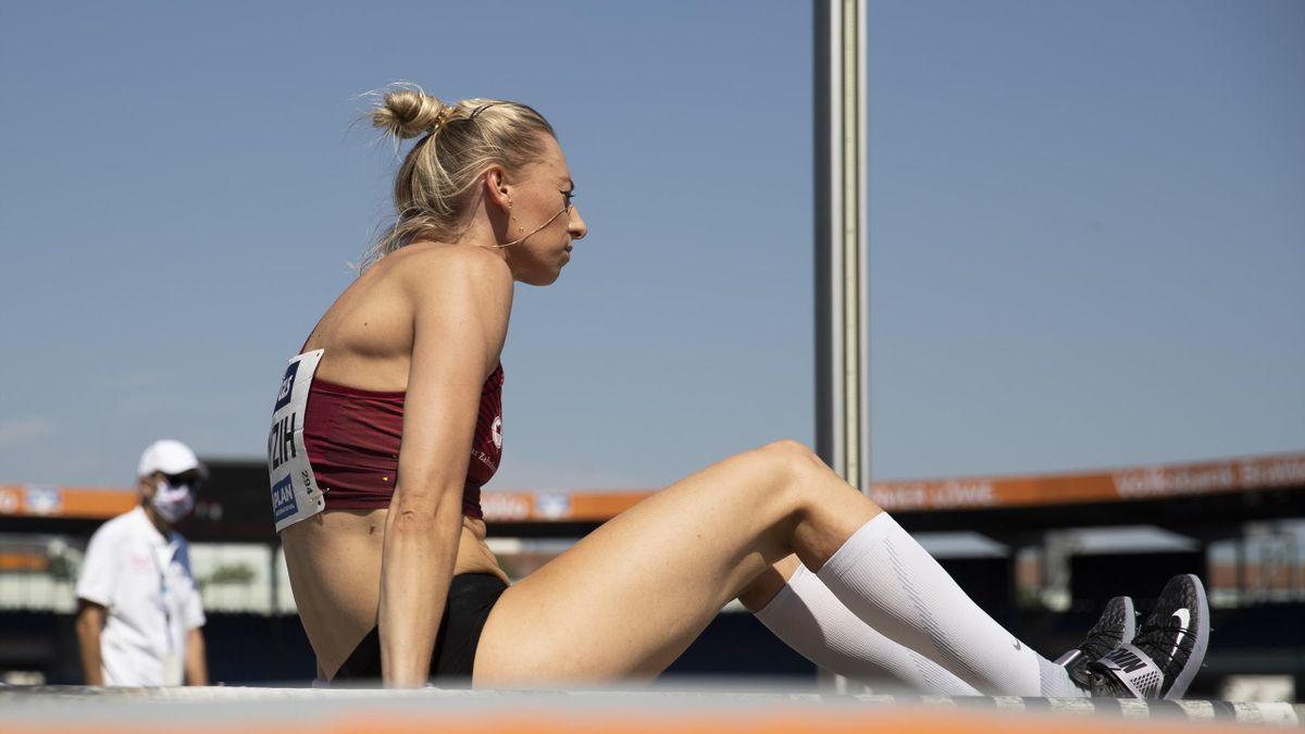 Lisa Ryzih muss auf den Olympia-Start verzichten.