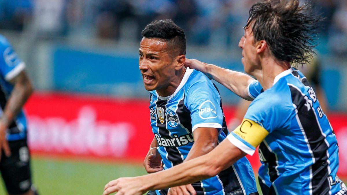 Gremio-Lanus, Cicero, Copa Libertadores 2017
