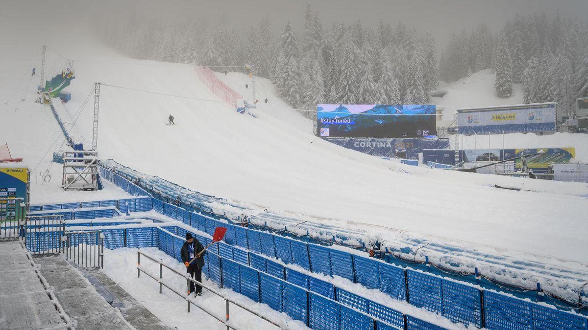 Cortina d'Ampezoo - Alpine Ski-WM
