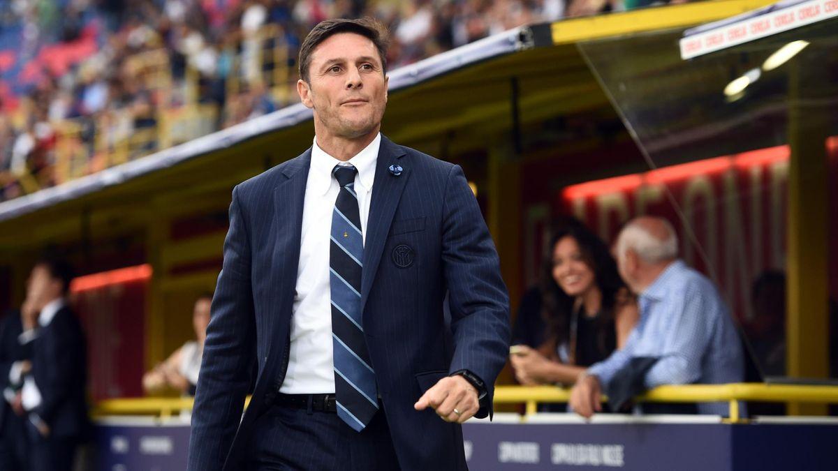 Zanetti - Bologna-Inter - Serie A 2018/2019 - LaPresse