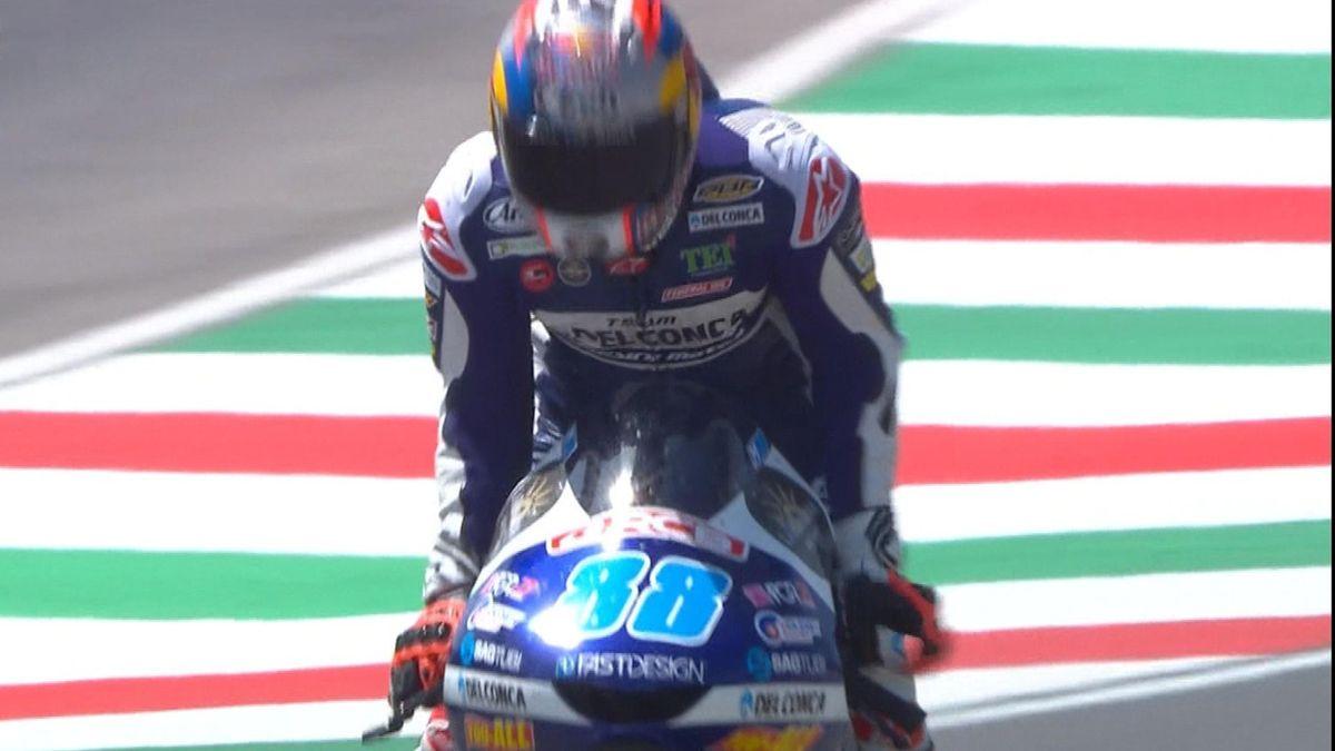 Italian GP Moto 3: Hlts