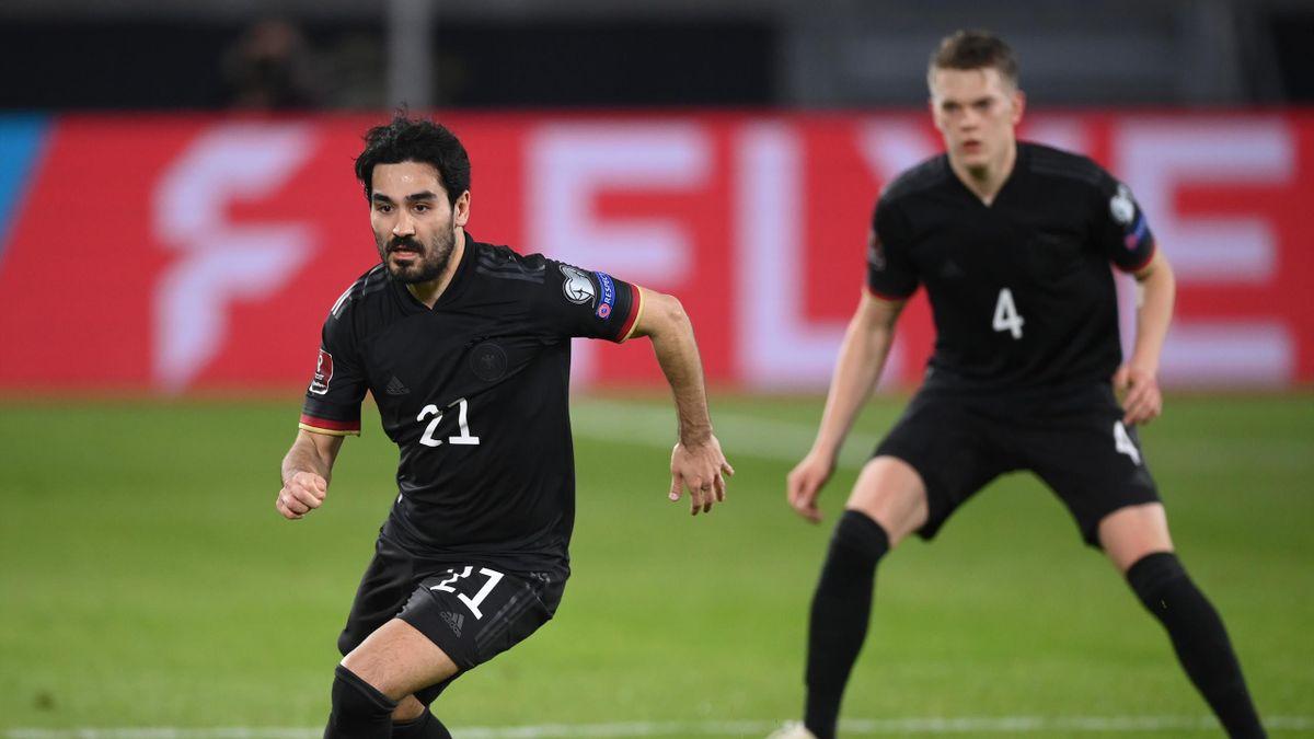 Ilkay Gündogan gibt das EM-Halbfinale als Ziel für die DFB-Auswahl aus