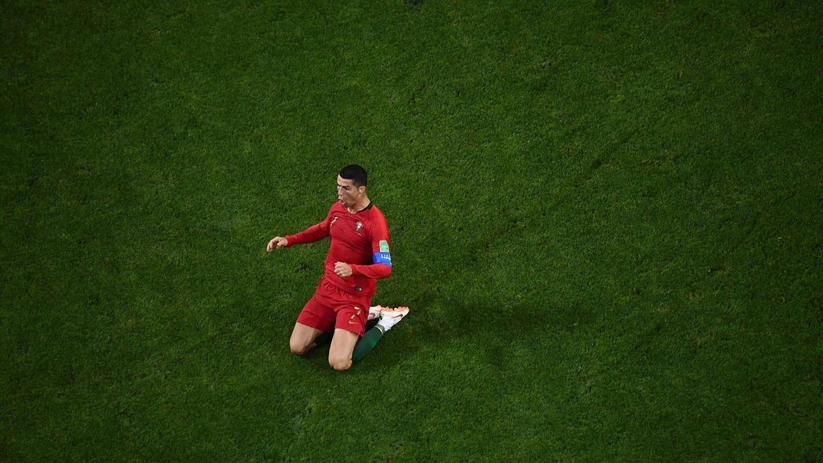 Cristiano Ronaldo (Portugal vs. Spanien)