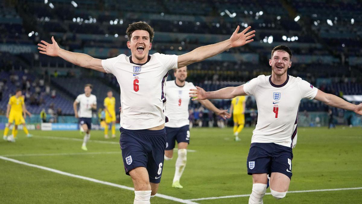 England jubelt über den Einzug ins EM-Halbfinale