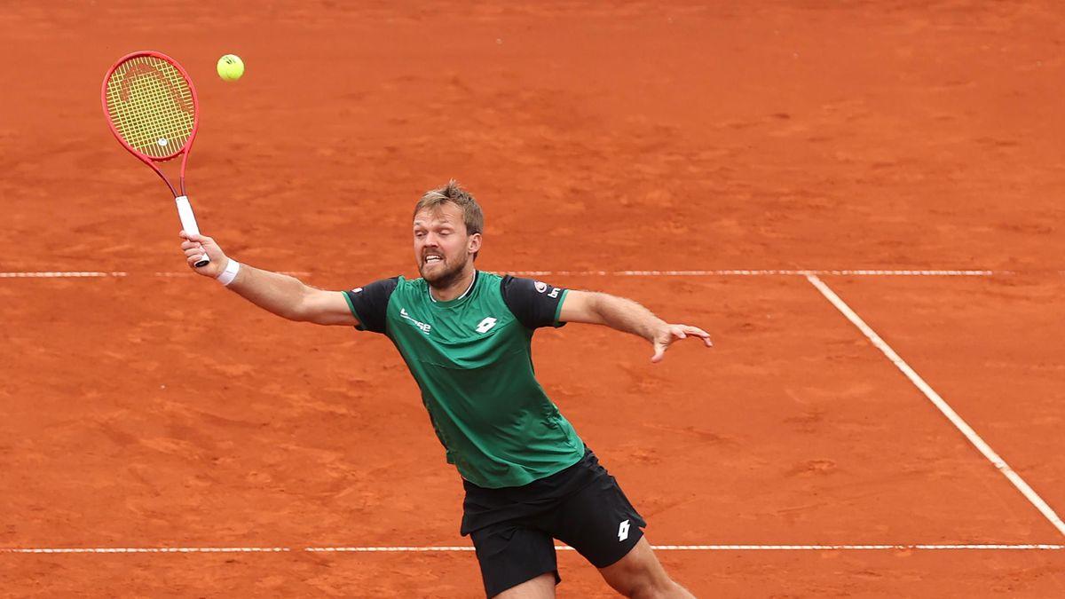 Kevin Krawietz ist erfolgreich in die French Open gestartet