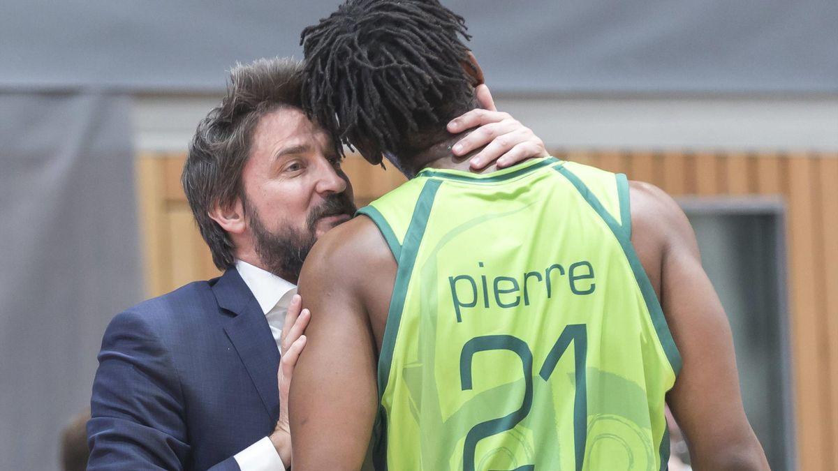 Gianmarco Pozzecco, Dyshawn Pierre, Sassari, 2018-19