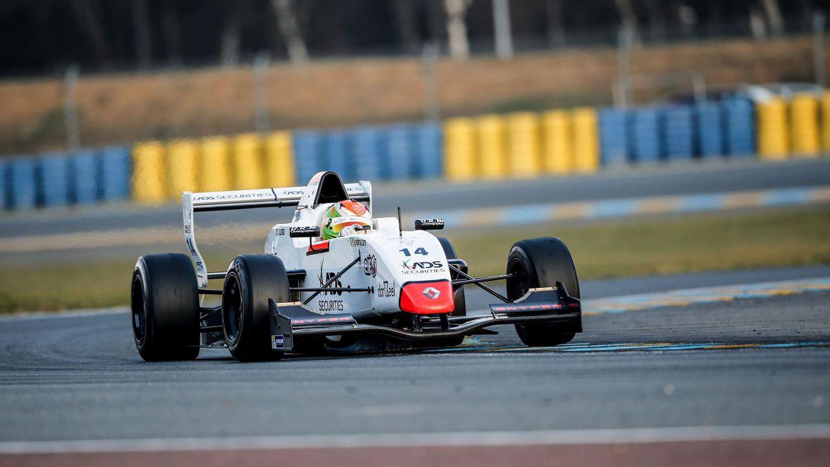 Louis Delétraz (Josef Kaufmann Racing)