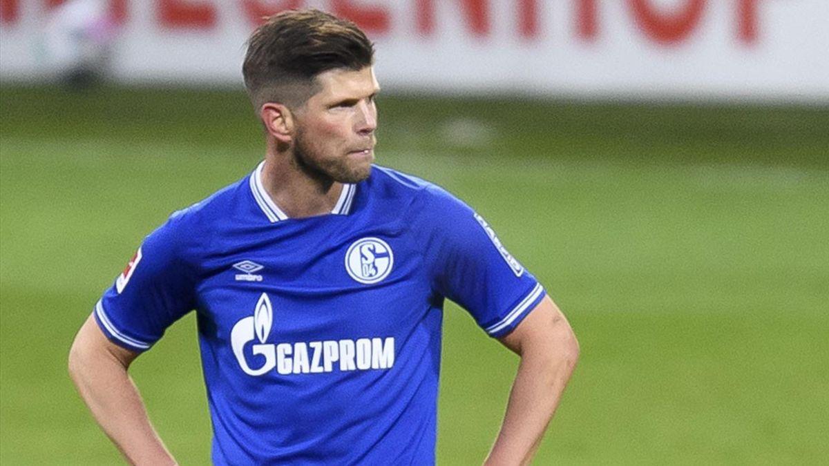 Klaas-Jan Huntelaar (FC Schalke 04) fällt erneut verletzt aus