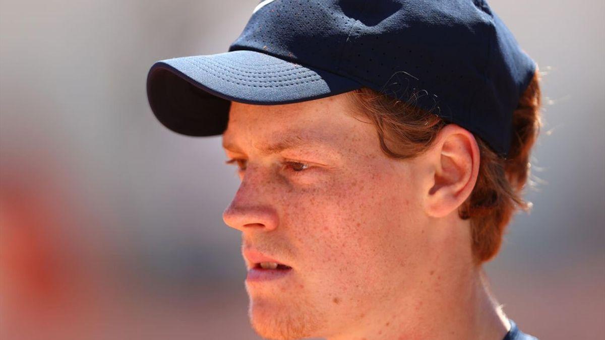 Jannik Sinner - Roland Garros 2021