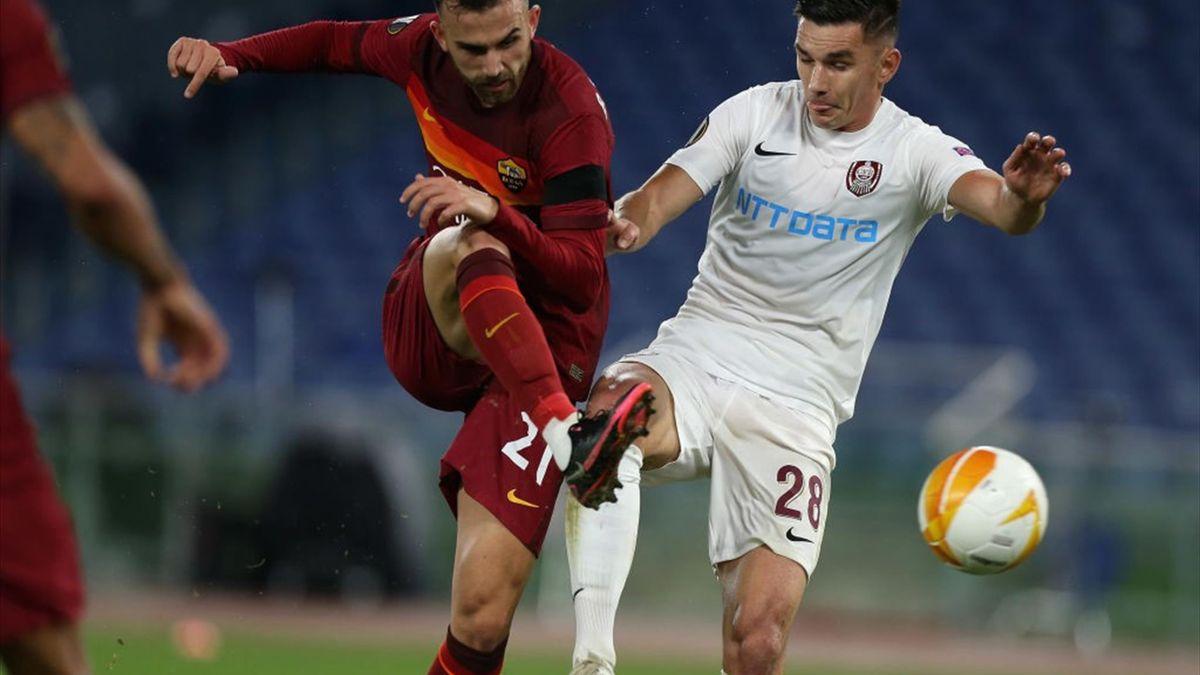 AS Roma - CFR