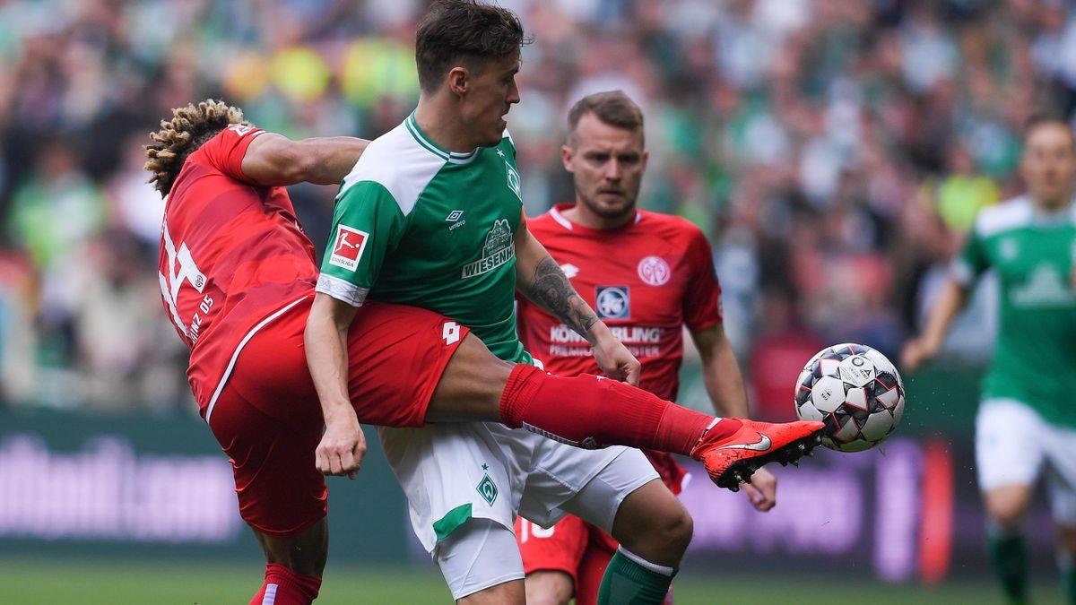 SV Werder Bremen gegen Mainz 05