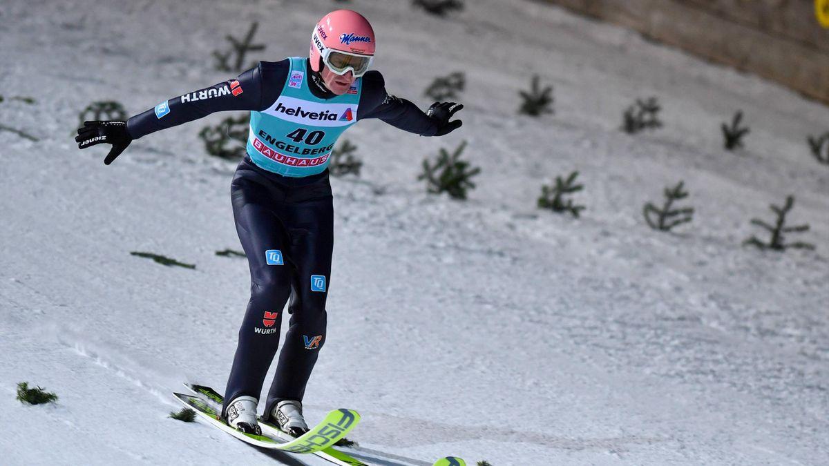 Severin Freund scheitert in der Qualifikation in Engelberg