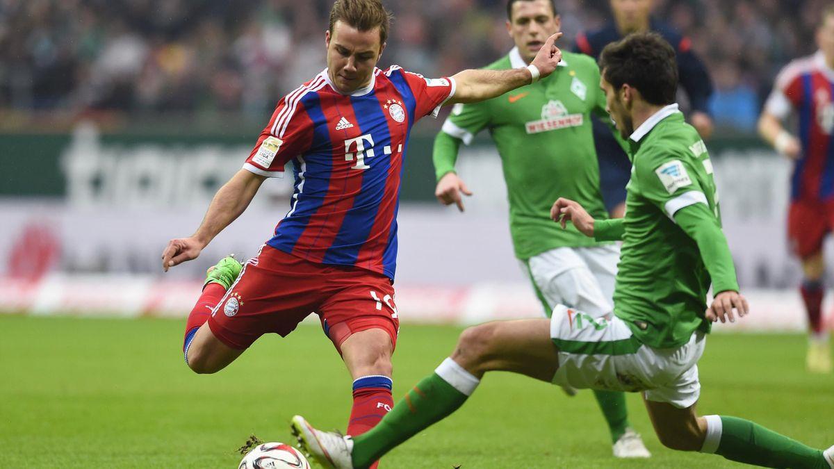 SV Werder Bremen - FC Bayern