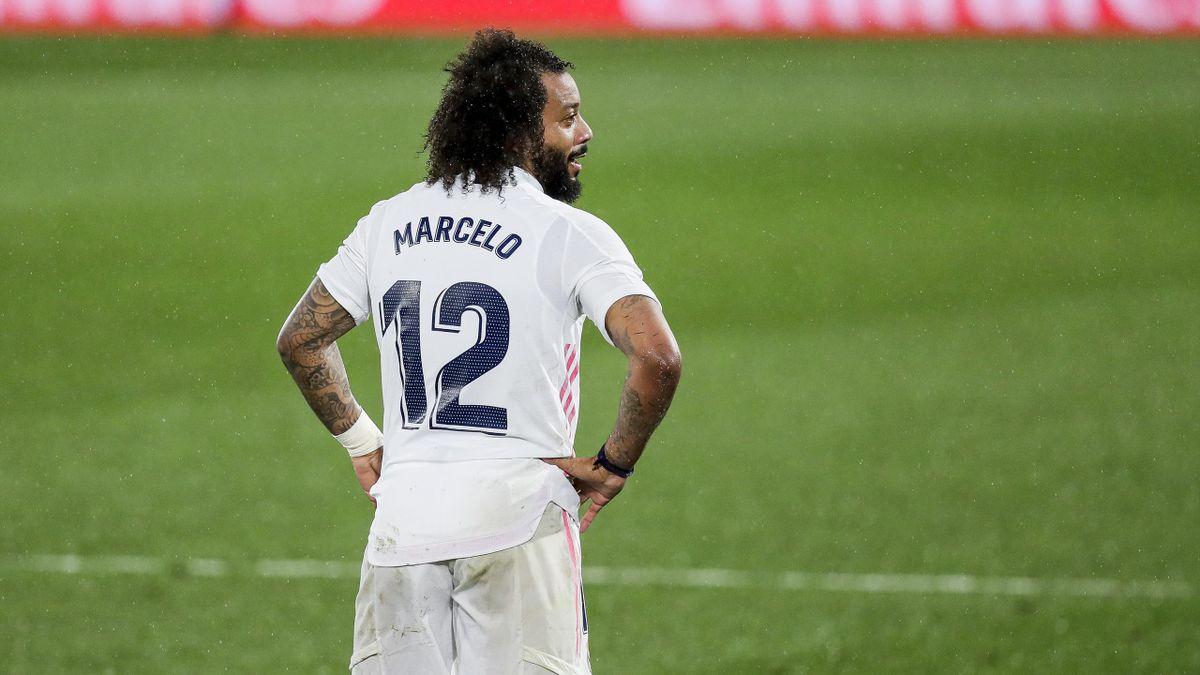 Real-Verteidiger Marcelo könnte den Königlichen am Mittwoch im Halbfinal-Rückspiel der Champions League fehlen, weil er als Wahlhelfer ausgelost wurde