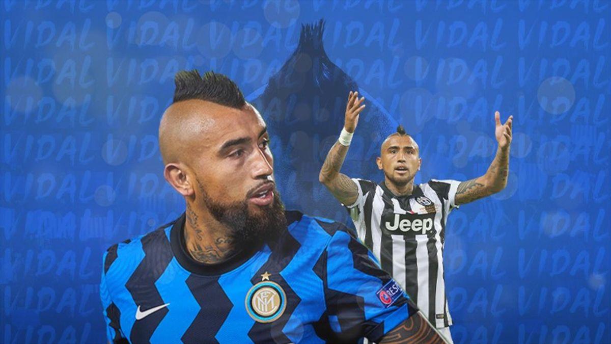 Serie A, Inter-Juventus: Arturo Vidal