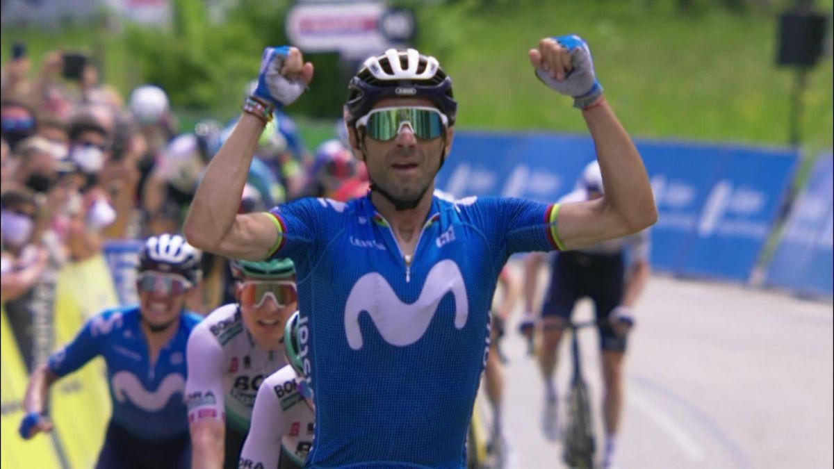 Valverde toujours vert, Lutsenko désormais en jaune : le résumé vidéo de la 6e étape