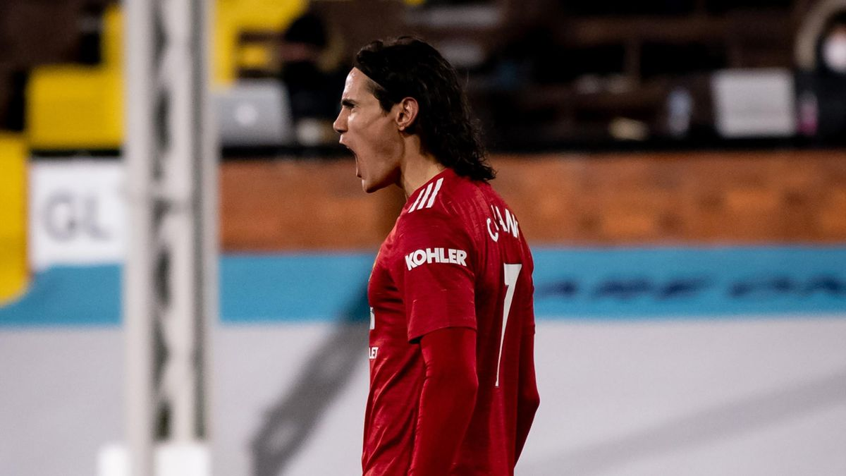 Edinson Cavani (Manchester United)